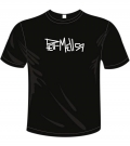 tričko čierne